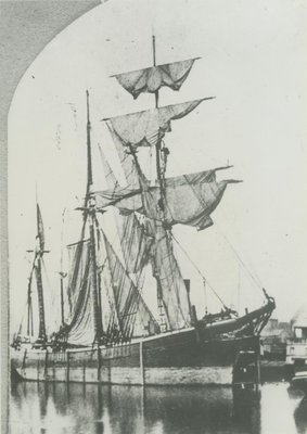 SHERWOOD, ANNIE (1866, Barkentine)