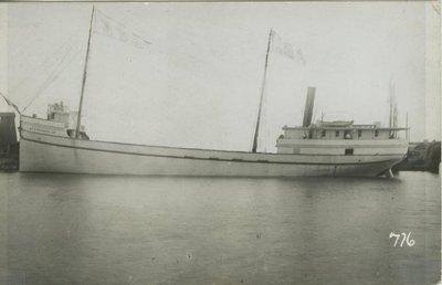 SHORES, E. A., JR. (1892, Steambarge)