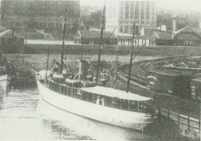 SIGMA (1883, Yacht)