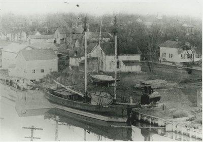 SIMS, LANEY (1886, Scow Schooner)