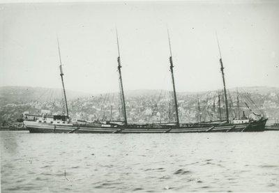 WILSON, MABEL (1886, Schooner)