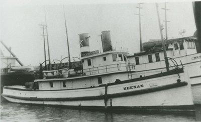 WINNANNA (1907, Tug (Towboat))