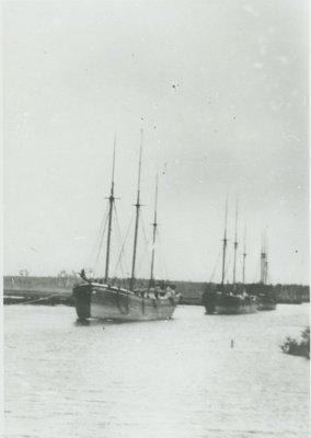 WOOLSON, MARY (1888, Schooner)