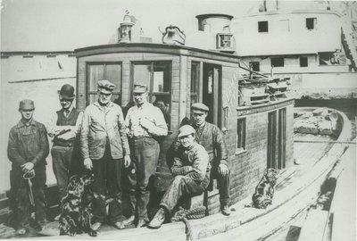 WITT, HERMAN (1903, Tug (Towboat))