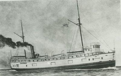 MICHIGAN (1881, Propeller)