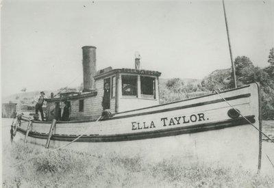 TAYLOR, ELLA (1883, Tug (Towboat))