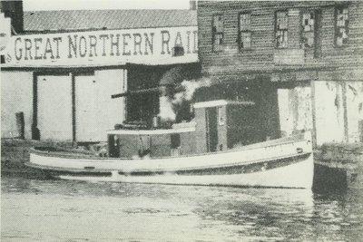 ALLIE MAY (1884, Tug (Towboat))