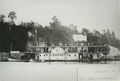 BARRETT, WM. H. (1874, Steamer)