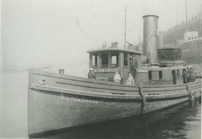 TOMLINSON, G.A. (1896, Tug (Towboat))