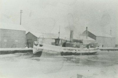BOUTIN, N. (1882, Fish Tug)