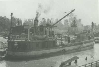 DUSSAULT, D. (1886, Steambarge)