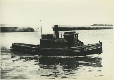 HERSHEY, PETER D. (1892, Tug (Towboat))