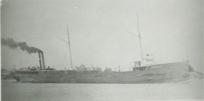 SENATOR (1896, Bulk Freighter)