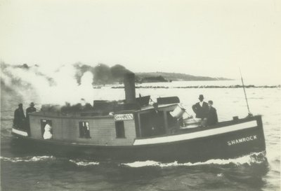 SHAMROCK (1905, Fish Tug)