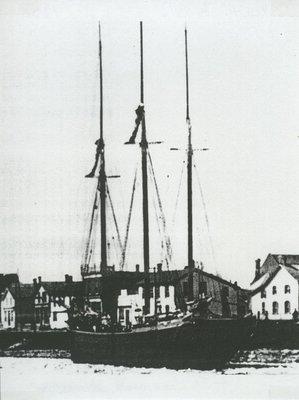 TAYLOR, ROBERT (1858, Schooner)