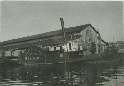 SEA GULL (1868, Tug (Towboat))
