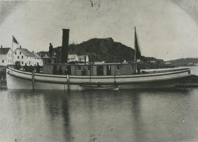 SILVER SPRAY (1869, Tug (Towboat))