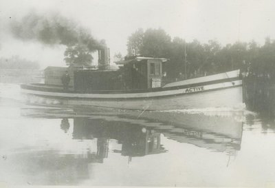 ACTIVE (1894, Tug (Towboat))