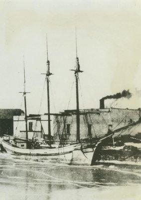 WILLIAMS, FARRAND H. (1882, Scow Schooner)