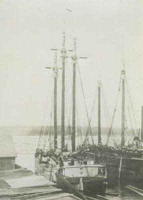 BLAKE, EDWARD (1868, Barge)