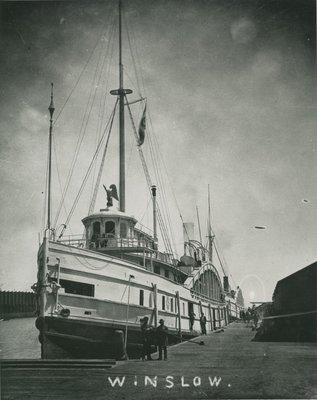 WINSLOW (1863, Propeller)