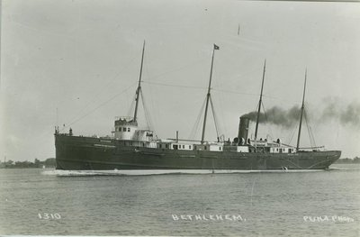 WILBUR, E. P. (1888, Package Freighter)