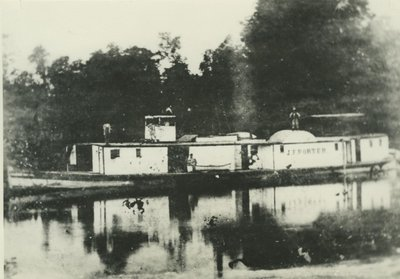 PORTER,  JOHN  F. (1850, Steamer)