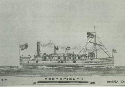 PORTSMOUTH (1853, Propeller)