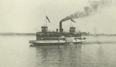 PRIMROSE (1890, Ferry)
