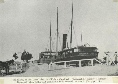 PUEBLO (1891, Bulk Freighter)