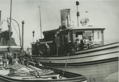 BAYFIELD (1909, Tug (Towboat))