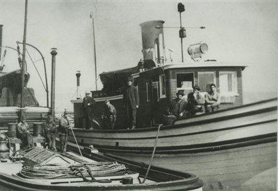 BAYFIELD (1909, Tug (Towboat))