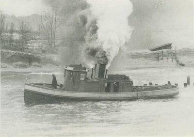 PUP (1894, Tug (Towboat))