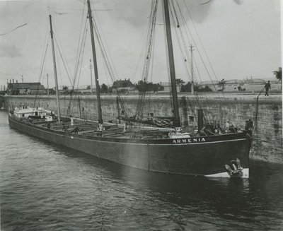 ARMENIA (1896, Schooner-barge)