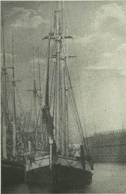 BACON, MELVIN S. (1874, Schooner-barge)