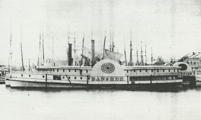 BANSHEE (1854, Steamer)