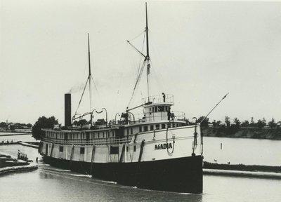 ACADIA (1867, Propeller)