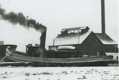 PRODIGY (1897, Tug (Towboat))