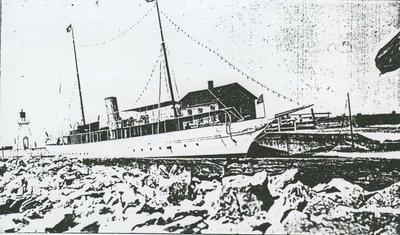 BERNICE (1897, Yacht)