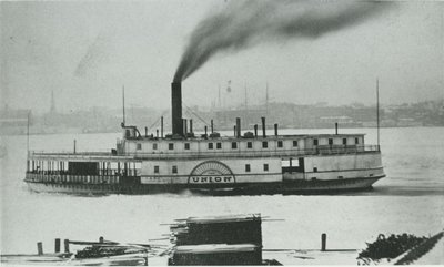 UNION (1856, Ferry)