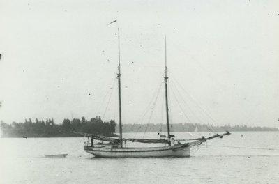 BELLE OF EPOUFETTE (1893, Schooner)