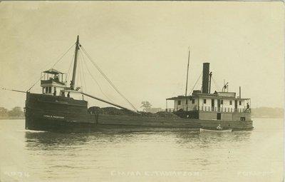 THOMPSON, EMMA E. (1875, Bulk Freighter)