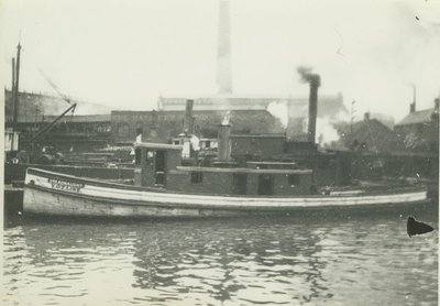 RADCLIFFE, WILLIAM H. (1881, Tug (Towboat))