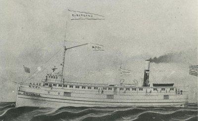 CLEVELAND (1860, Propeller)