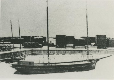 GREYHOUND (1887, Schooner)
