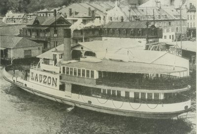 LAUZON (1910, Propeller)