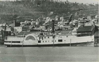 KEWEENAW (1866, Steamer)
