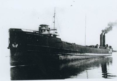 POE, GENERAL ORLANDO M. (1900, Bulk Freighter)