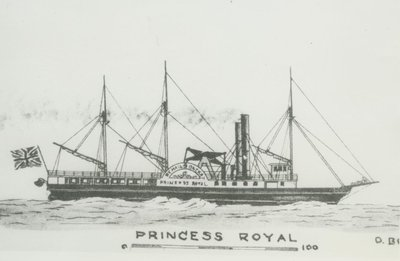 PRINCESS ROYAL (1841, Steamer)
