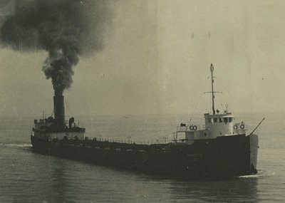 PRINCETON (1900, Bulk Freighter)